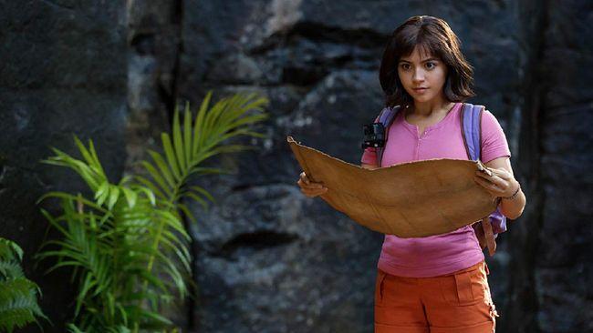 Sinopsis 'Dora and the Lost City of Gold', Aksi Dora Remaja