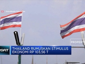 Thailand Siapkan Stimulus Ekonomi Rp 103,56 T
