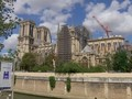 VIDEO: Penuh Risiko, Revitalisasi Notre Dame Tetap Berlanjut