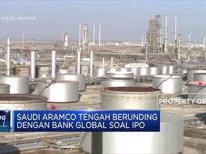 Saudi Aramco Menuju IPO