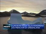 Ngeri, Es di Greenland Terus Mencair