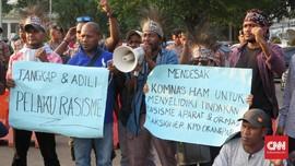 Jokowi Didesak Pecat Aparat Rasialis ke Orang Papua