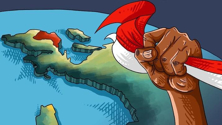 Seluruh wilayah Provinsi Papua Barat di 13 kabupaten/kota sudah dapat mengakses internet sejak Rabu (11/9/2019) pukul 16.00 WIT.