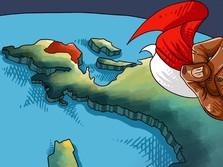 Kata Gubernur Papua Soal Pemblokiran Internet