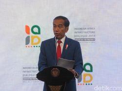 Jokowi ke Negara-negara Afrika: Indonesia is Your True Partner