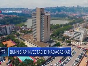 Bidik Afrika, BUMN Siap Investasi di Madagaskar