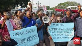 Tokoh Papua di Jakarta Minta TNI-Polri Usut Insiden Surabaya