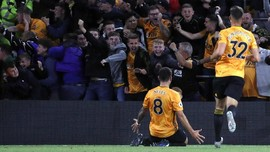 VAR Hampir Buat MU Menang atas Wolverhampton