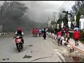 Wali Kota Sorong Dilempari Batu, Massa Disekat Polisi