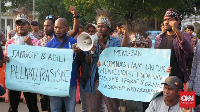 Walhi Sebut Papua Banyak Berkorban untuk Bangun Indonesia