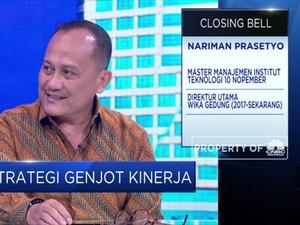 Wika Gedung Optimis Raih Kontrak Rp 11,9 T