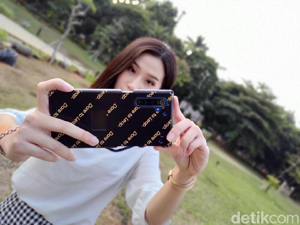 Menjajal Kemampuan Kamera 64MP Punya Realme