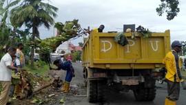 Polri Data Kerusakan Fasilitas: 15 Sorong, 10 di Manokwari