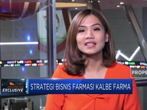 Strategi Bisnis Farmasi Kalbe Farma