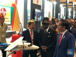 Di Depan Investor Afrika, Jokowi Pamer Infrastruktur RI