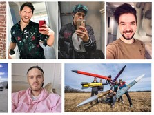 Raup Ratusan Miliar/Bulan, Ini 10 YouTuber Terkaya Dunia