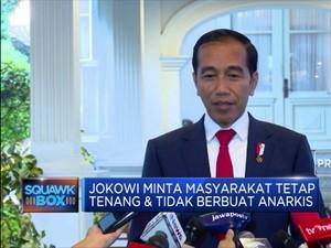 Jokowi Minta Rakyat Papua Saling Memaafkan