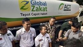 Hadapi Bencana Kekeringan, ACT Salurkan Bantuan Air Bersih