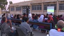 VIDEO: Bioskop Keliling Hibur Anak-anak Suriah