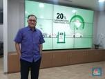 RI Incar Peluang Ekspor Biodiesel ke China 8 Juta KL
