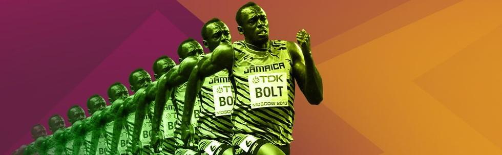 33 Tahun Usain Bolt