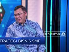 SMF Targetkan Pembiayaan Perumahan Capai Rp 10 Triliun
