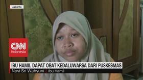 VIDEO: Ibu Hamil Dapat Obat Kadaluarsa dari Puskesmas