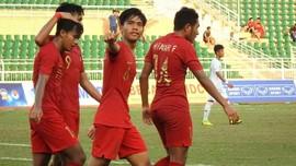 Timnas Indonesia Jumpa Iran Jelang Kualifikasi Piala AFC U-19