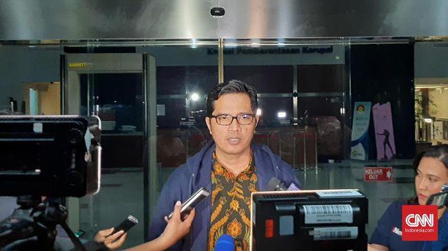 KPK Respons Bowo soal Sofyan dan Enggar Tak Dibawa ke Sidang