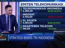 Strategi Operator 3 Indonesia Capai Pertumbuhan 20%