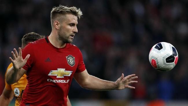 Manchester United tampil begitu mendominasi. Pada babak pertama MU sempat tercatat menguasai bola lebih dari 70 persen. (AP Photo/Rui Vieira)
