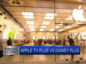 Saingi Disney Plus, Apple Garap Investasi Streaming