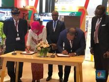 Indonesia Eximbank Bantu PT DI Jualan Pesawat ke Afrika