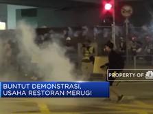 Buntut Aksi Demo, Sektor Restoran Hong Kong Merugi