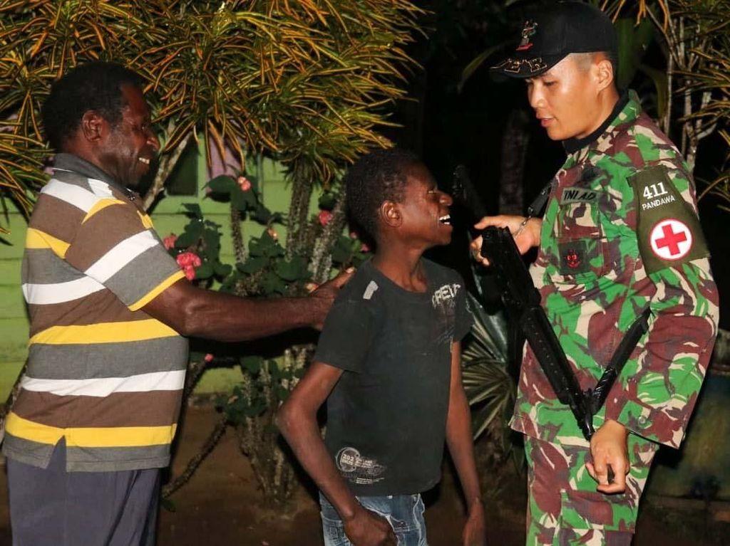 Hilang 2 Minggu di Hutan Papua, Johanis Kanimu Ditemukan Selamat