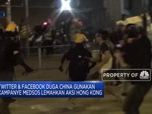 Twitter dan Facebook Temukan Kampanye Hitam China