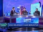 Pasar Menanti Keputusan BI, IHSG Kembali Terkoreksi