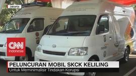 VIDEO: Minimalisir Korupsi, Mobil SKCK Keliling Diluncurkan