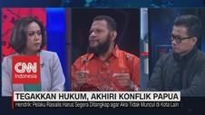 VIDEO: Tegakkan Hukum, Akhiri Konflik Papua (2 - 3)