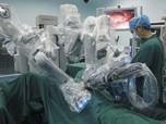 Pakai Teknologi 5G, Operasi Bedah Pasien Bisa Lewat Gadget