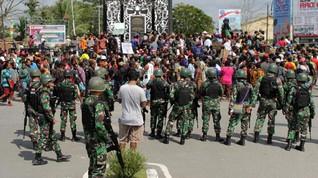 Dandim Sebut 17 Warga Meninggal Saat Demo Rusuh di Wamena