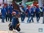 PHK dan Pesangon Jadi Kegelisahan 'Abadi' Para Buruh