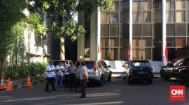 Polisi Periksa Empat Saksi Insiden Molotov di Kantor Golkar
