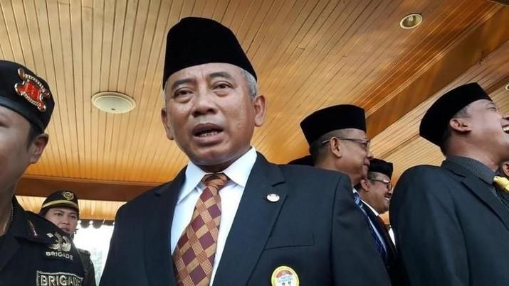 Wali Kota Bogor Bima Arya tengah melakukan kajian khusus pembentukan Provinsi Bogor Raya