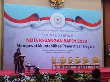 RAPBN 2020 Dinilai Prudent, Tapi Waspadai Tantangan Ini