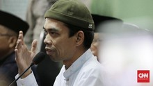 Ustaz Abdul Somad Mundur sebagai PNS UIN Suska Riau