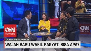 VIDEO: Wajah Baru Wakil Rakyat, Bisa Apa? (1 - 5)