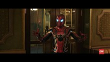 VIDEO: Sony-Disney Akhiri Kerja Sama Spider-Man