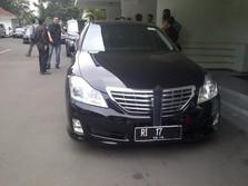 Astra Menang Tender Paket Mobil Dinas Menteri Rp 147,23 M