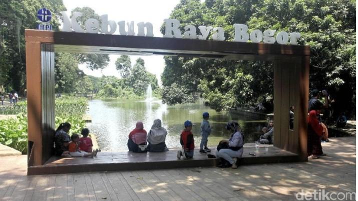 Wali Kota Bogor Bima Arya sedang melakukan kajian khusus pembentukan Provinsi Bogor Raya.
